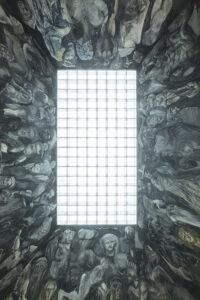 Jim Dine mural