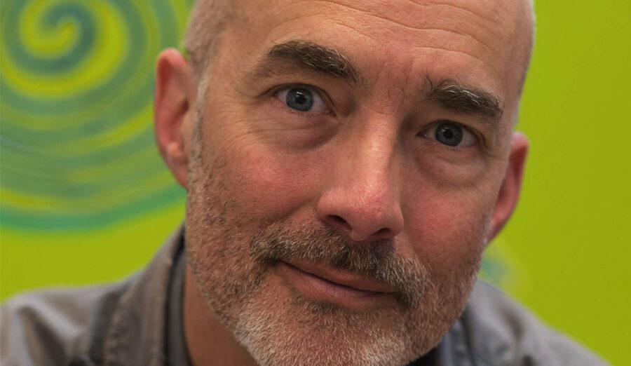 Derek Buisch portrait