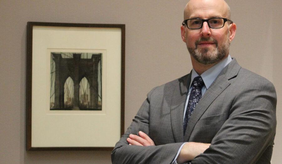 James Wehn Van Vleck Curator of Works on Paper