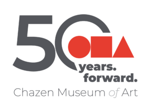 50th Chazen logo