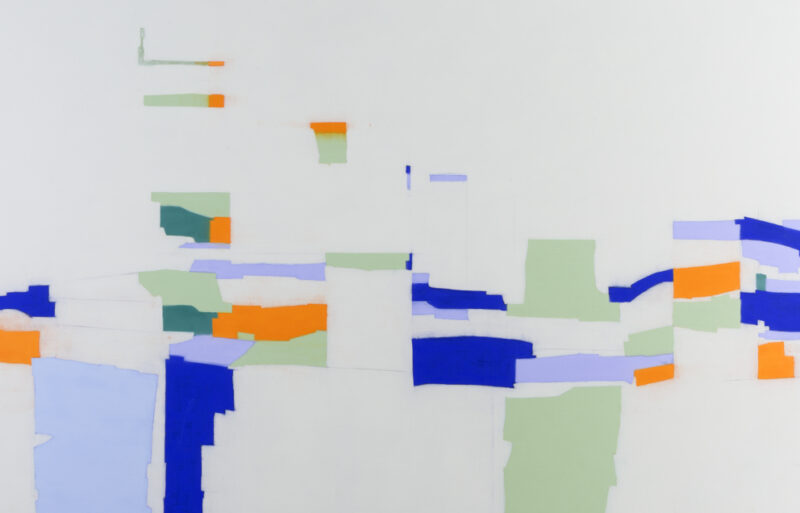Suzanne Caporael painting