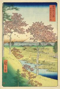 Hiroshige print
